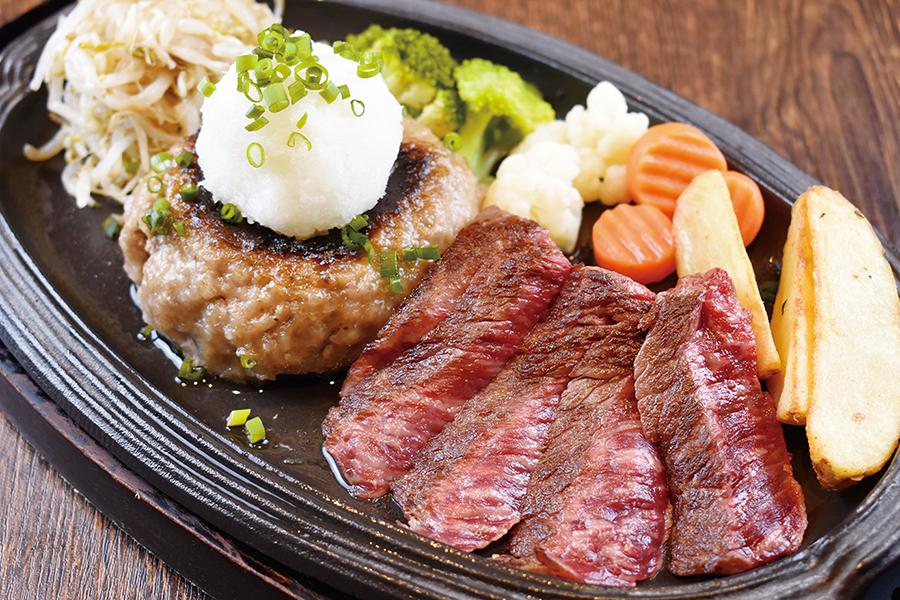 数量限定。国産の黒毛和牛150gのステーキです。