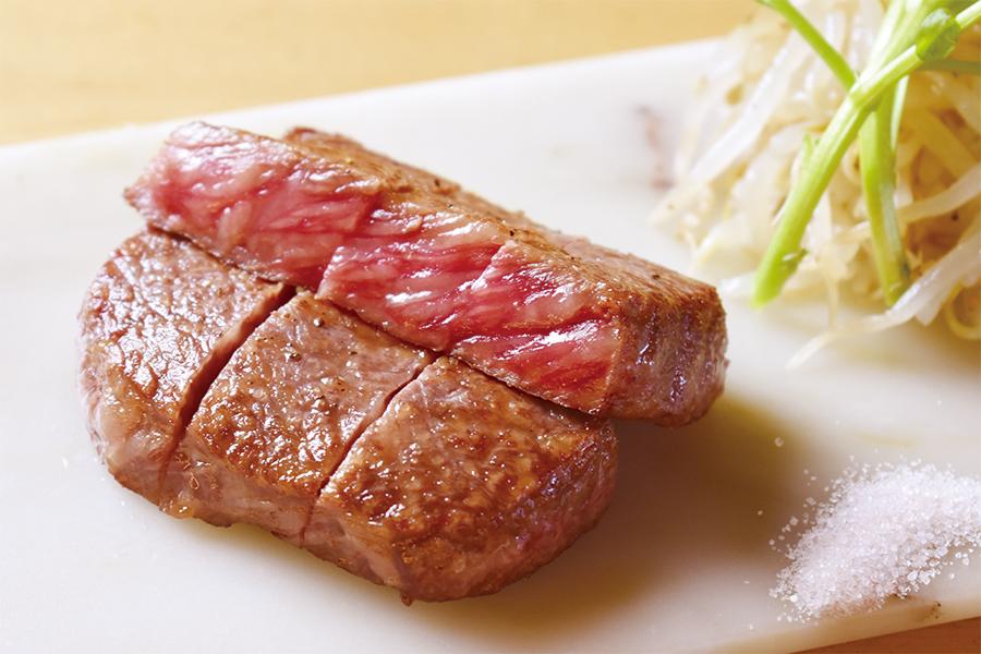黒毛和牛サーロインステーキ